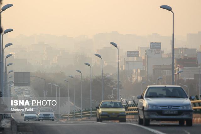 کمیته اضطرار آلودگی هوای تهران تشکیل جلسه داد