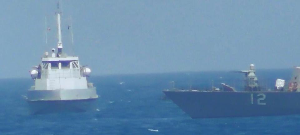 اعزام ناوهای ایرانی به خلیجمکزیک/نیوزویک: جنگسرد تازهای میان ایران و آمریکا آغاز شده؟