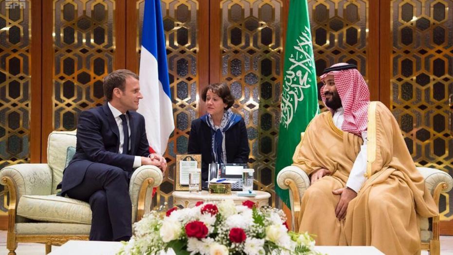 مشاجره رئیسجمهور فرانسه با ولیعهد عربستان و خشم بنسلمان از تمایل مکرون برای نزدیکی به تهران: فرانسه آزادانه تصمیم میگیرد