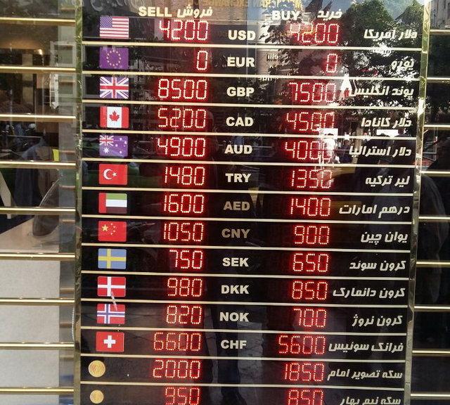 حال و هوای بازار ارز ساعاتی پس از اعلام تک نرخی شدن دلار