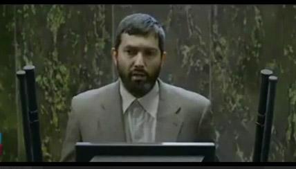 حامد بهداد نقش احمدی نژاد را بازی میکند! +عکس