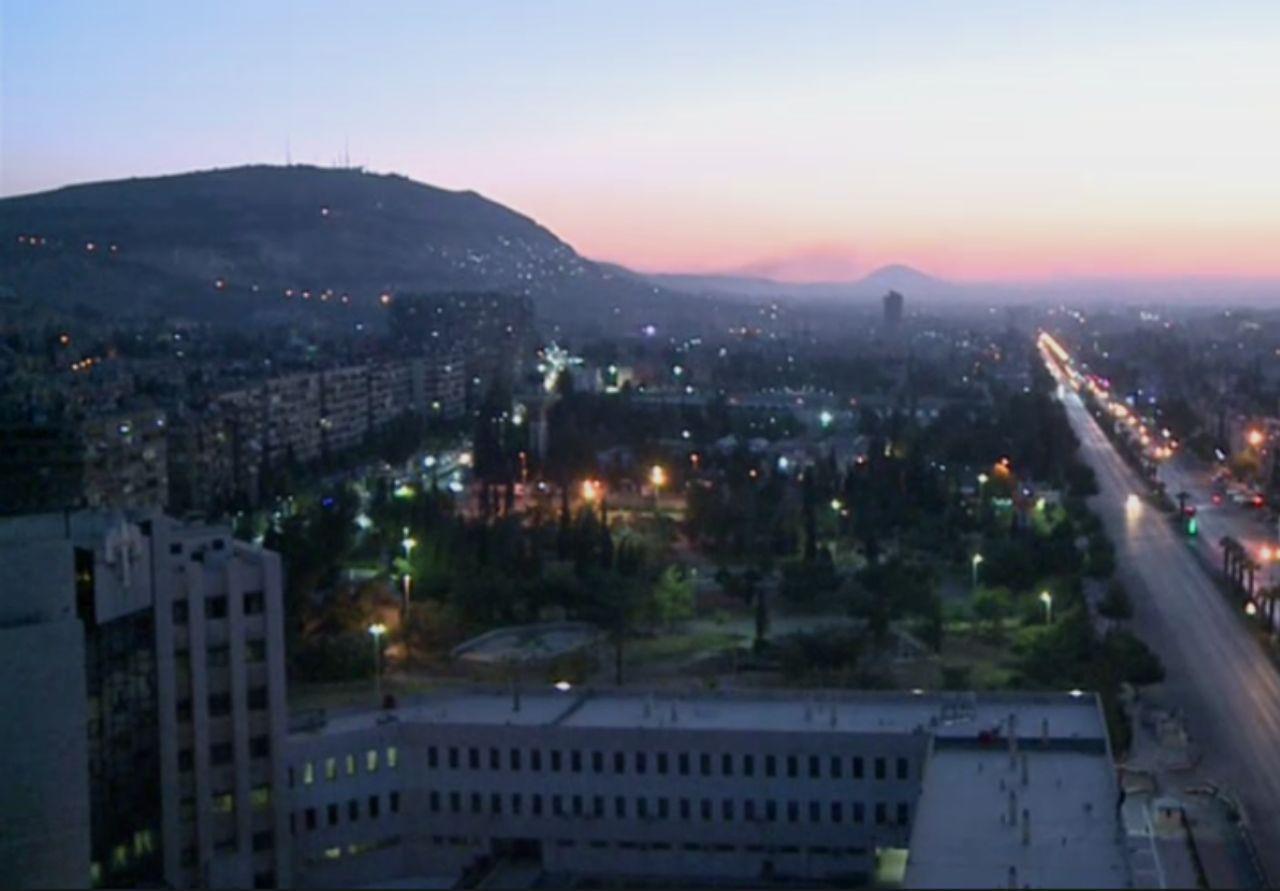 حمله هوایی آمریکا و متحدانش به سوریه/دولت سوریه: بیش از 15 موشک را منهدم کردیم+فیلم و عکس