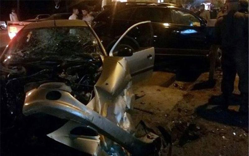 تصادف در مسیر چابهار - سرباز/10 کشته و زخمی
