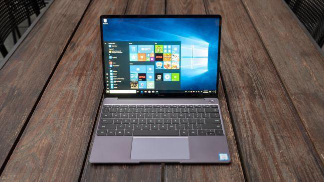 دستاورد جدید هوآوی برای بازار لپ تاپ معرفی شد+عکس