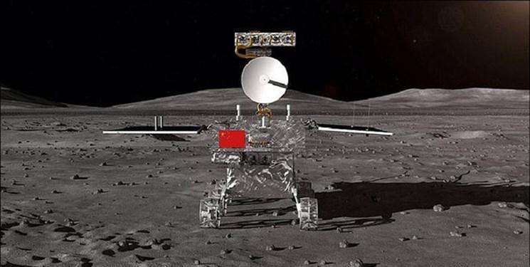 سفر به نیمه پنهان ماه با فضاپیما و کاوشگر چینی+عکس