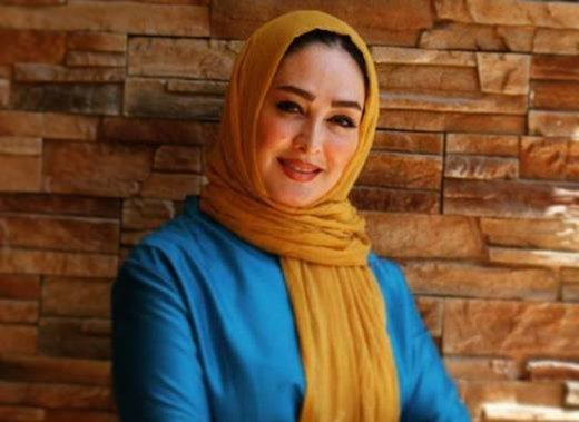 الهام حمیدی ازدواج کرد+ عکس