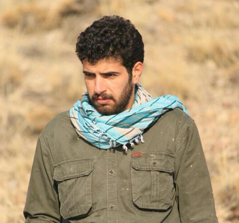 بازداشت یک فعال محیط زیست