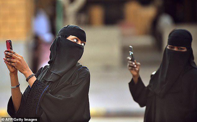 مردان عربستان سعودی با این اپلیکیشن همسران خود را ردیابی میکنند!+عکس
