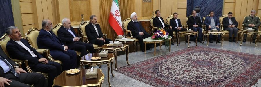 رئیسجمهور عازم سوچی شد| روحانی: تقاص خون شهیدان را خواهیم گرفت| همسایگان به وظایف خود عمل کنند
