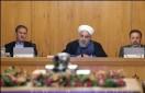 روحانی: همه باید بدانند حساب مالی مسئولان و نهادهای مختلف چگونه و چه میزان است| تصویب لایحه جامع انتخابات| تحریمها را دور میزنیم|ذخایر کشف...