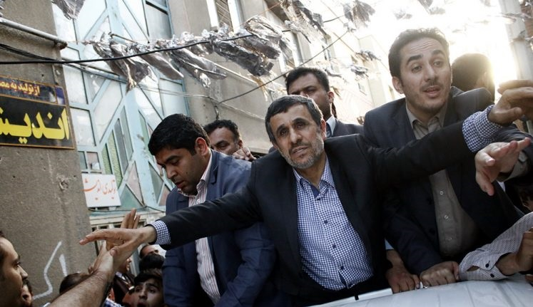 احمدینژاد: هیچ اشتباهی نکردهام!| دفاع از خاوری و بابک زنجانی؛ مگر اینها چه کرده بودند؟