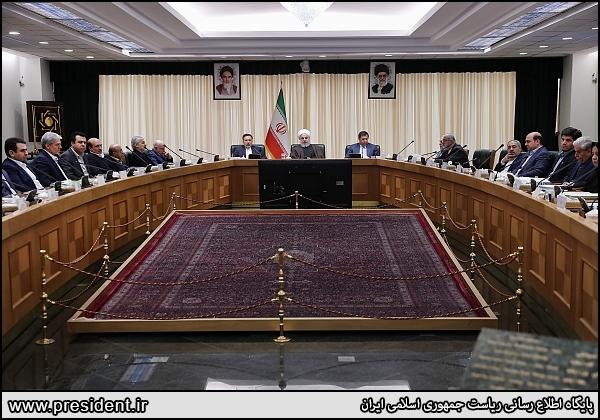 مجمع عمومی سالانه بانک مرکزی با حضور رئیسجمهور برگزار شد/تصویب ترازنامه سال ۱۳۹۶| روحانی: نسبت به دلارهایی که پرداخت میشود، باید نظارت دقیق اعمال شود