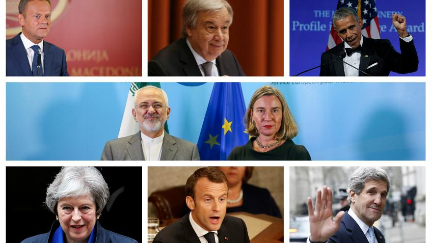 واکنشها به خروج آمریکا از توافق هستهای؛ کدام کشورها از تصمیم ترامپ حمایت کردهاند؟