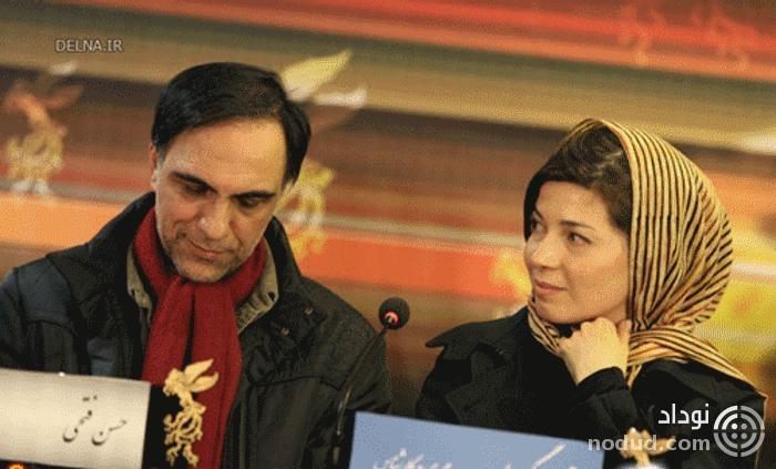 پوشش متفاوت بازیگر زن فرانسوی مشهور در تهران + عکس ها