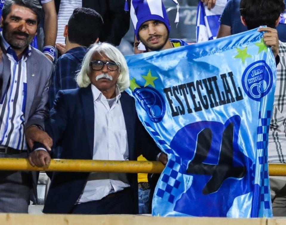 بدل ایرانی وینفرد شفر در استادیوم آزادی! +عکس