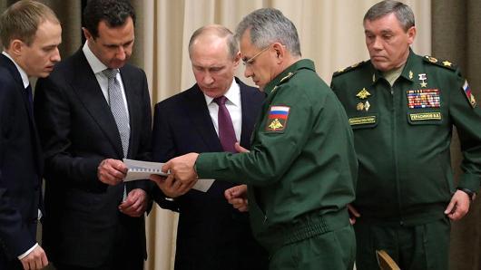 رمزگشايی موضع پوتين درباره سوریه و پیشنهاد خروج نیروهای ایران، ترکیه، حزبالله و آمریکا: همه بروند، بجز نیروهای روسی!