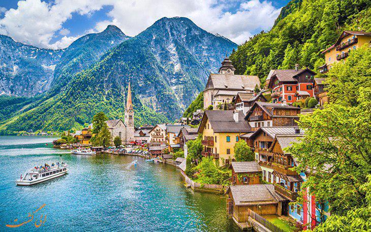 بهترین مقاصد گردشگری داخلی و خارجی برای سفر
