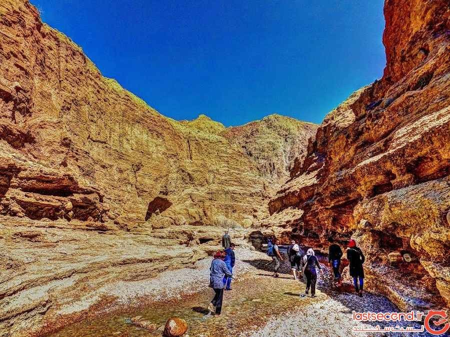 نازک ترین سد جهان در ایران +تصاویر