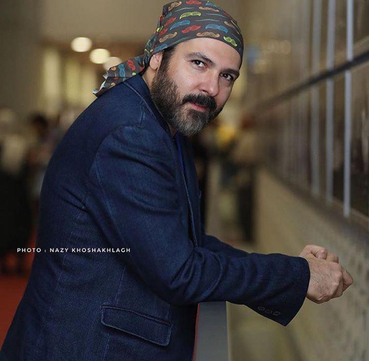 پوشش عجیب آقای بازیگر در جشنواره جهانی فجر/عکس