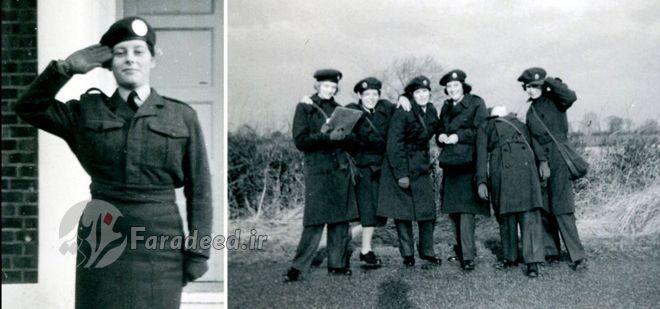 زنان مخفی در جنگ سرد!
