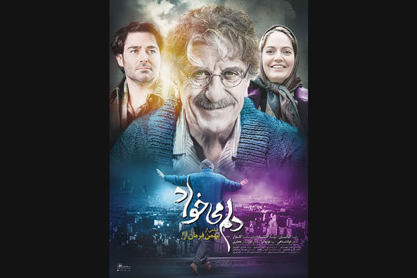 زوج موفق مهناز افشار و رضا گلزار در «دلم می خواد»/عکس