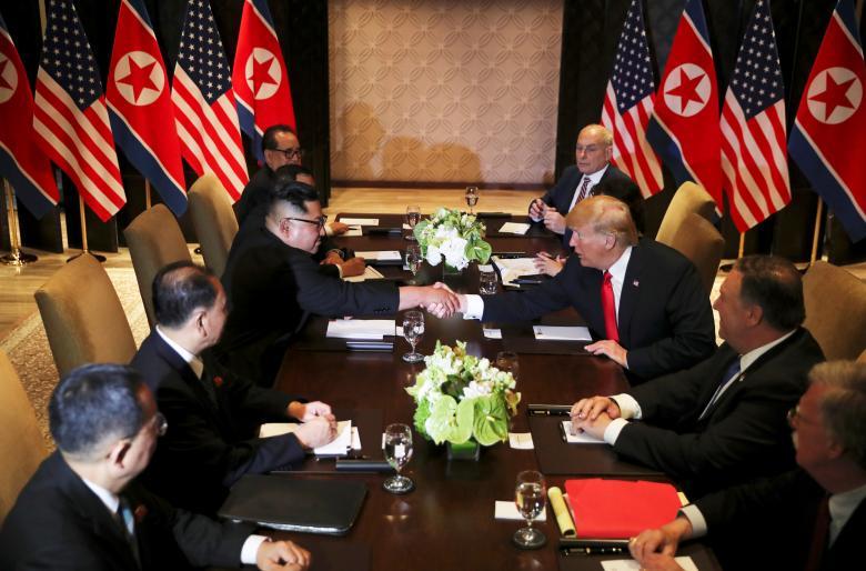 چرا استراتژی ترامپ در قبال کره شمالی در مورد ایران کارآمد نخواهد بود؟/الحیات: ایران کرهشمالی نیست