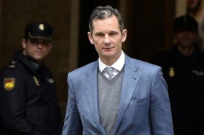 داماد خاندان سلطنتی اسپانیا به زندان رفت