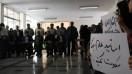 همصدایی اساتید و دانشجویان دانشگاه تهران در اعتراض به احکام قضایی دانشجویان+تصاویر