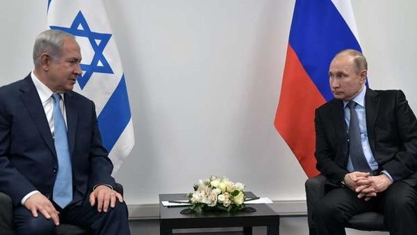 الشرق الاوسط: اسرائیل روسیه را از گسترش عملیات نظامی علیه منافع ایران در سوریه مطلع کرد