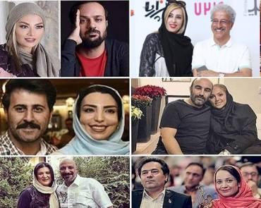 عکس بازیگران ترکیه با همسران واقعیشان