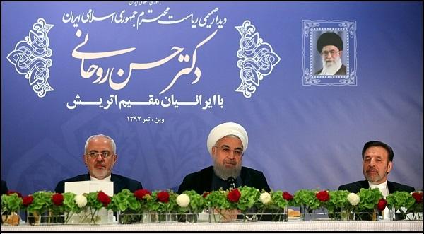 رئیسجمهور: دولتمردان آمریکا، روحیه نژادپرستی دارند/هدف آمریکا انزوای ایران بود، اما هزینه سنگینی پرداخت خواهد کرد