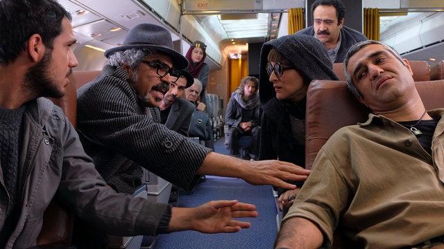 اولین عکس از پژمان جمشیدی در فیلم کمال تبریزی