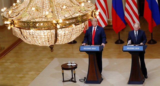 ترامپ: باید جاهطلبیهای هستهای ایران را متوقف کنیم/ پوتین: برجام شامل قوی ترین تدابیر نظارتی است