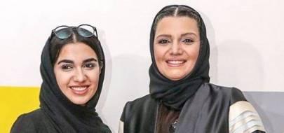 عکسی که خانم بازیگر در کنار دخترش «کردیا» منتشر کرد