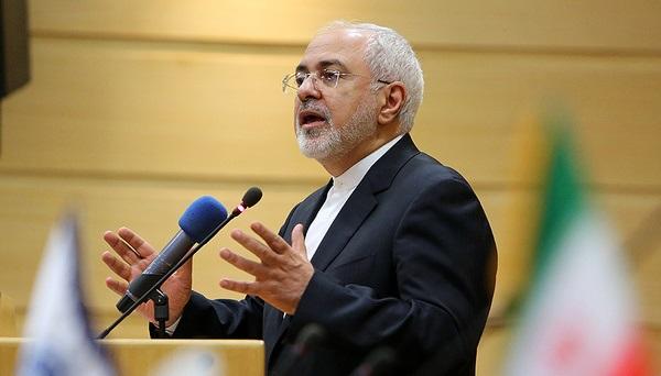 ظریف: ایران و آمریکا مذاکرات پنهانی ندارند/ با پمپئو در سنگاپور دیدار نکردم/کنایه به آمریکا
