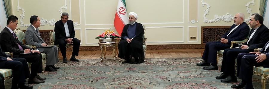 روحانی: آمریکای نامطمئن و غیرقابل اعتماد، به هیچیک از تعهدات خود پایبند نیست