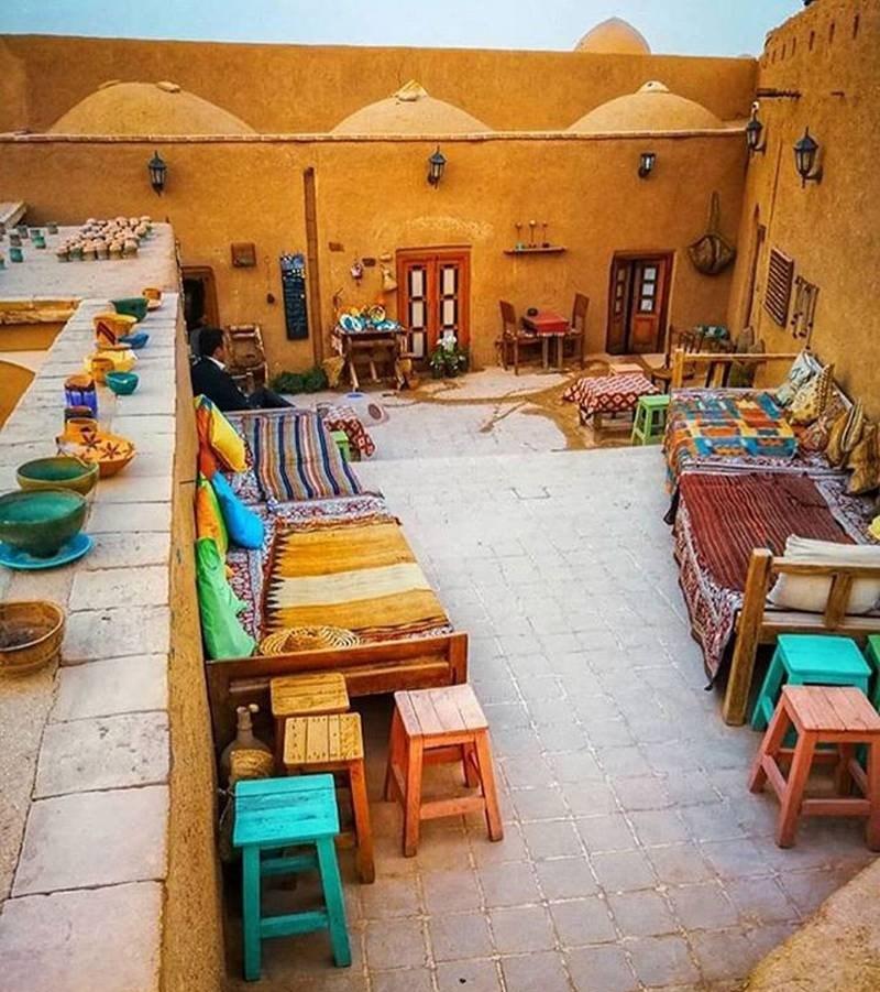 خانهای ایرانی که تمام تاریخ را در خود جای داده + تصاویر