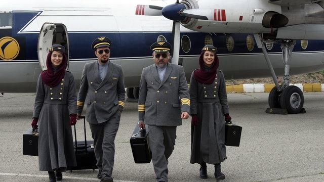 جواد عزتی در لباس یک شغل هیجانانگیز/ عکس