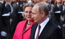 عصبانیت اروپاییها از حضور پوتین در مراسم ازدواج وزیرخارجه اتریش؛ پوتین دشمن اتحادیه اروپاست+عکس