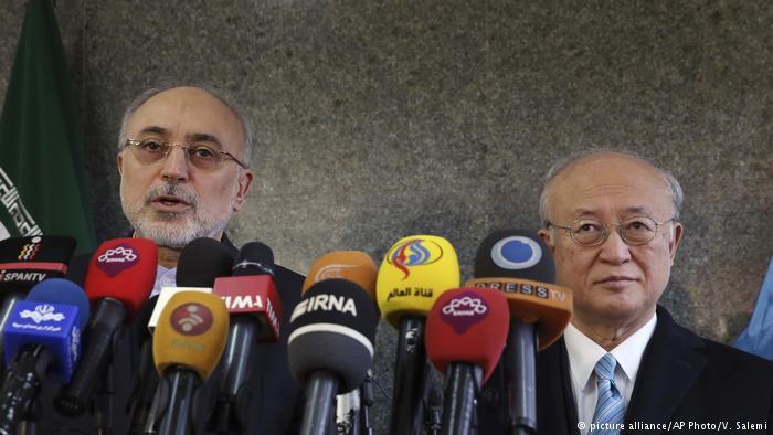 انتقاد صالحی از آمریکا و اسرائیل در نشست آژانس انرژی اتمی: سرنوشت برجام با خطر جدی مواجه شده است