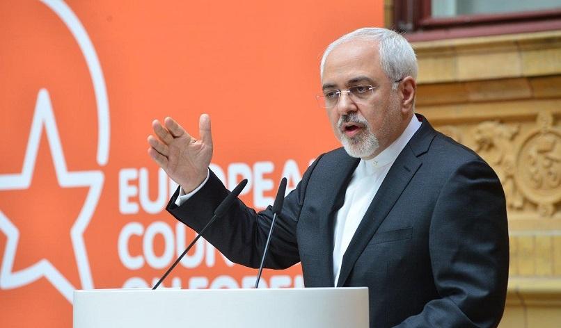 واکنش ظریف به اظهارات مقام آمریکایی درباره پیمان با ایران؛ آمریکا فقط درخواست برای صلح را مسخره میکند، شرم ندارید؟