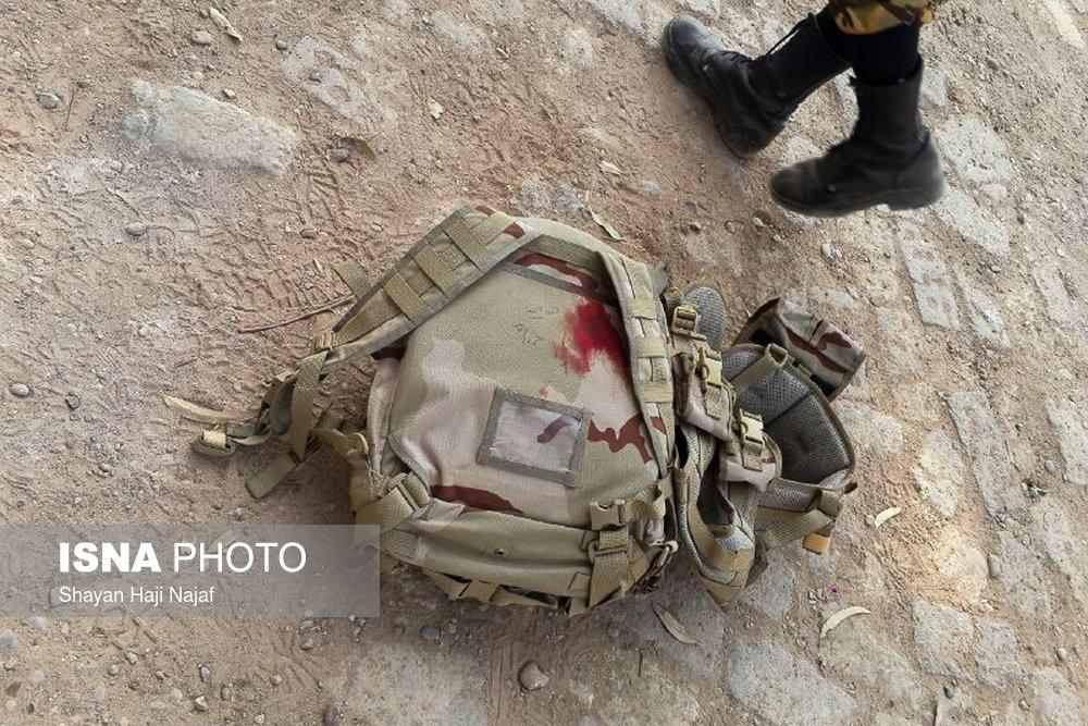 حمله تروریستی به مراسم رژه نیروهای مسلح در اهواز  تعداد تلفات مشخص نیست+عکس