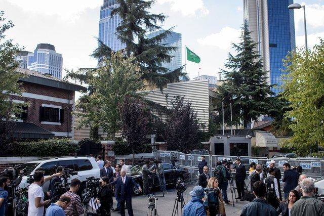 بوی خون در کنسولگری عربستان| جسد روزنامهنگار منتقد عربستانی در استانبول پیدا شد