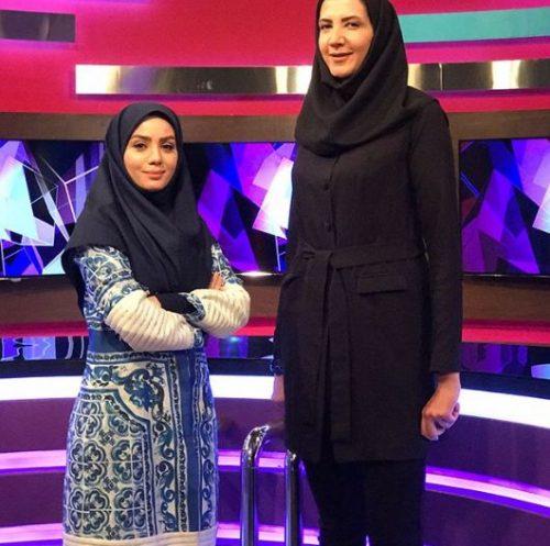 با بلندقدترین دختر ایران آشنا شوید +عکس
