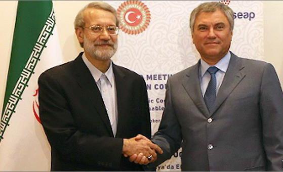 تلاش ایران برای حفظ برجام|لاریجانی: اروپا سریعتر به تعهدات خود عمل کند