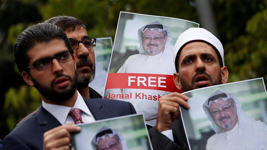معمای جمال خاشقجی؛ آیا تیم ویژه عربستانی او را کشت؟| تصاویری تازه از خاشقجی و ۱۵ مظنون به قتل او+ویدئو