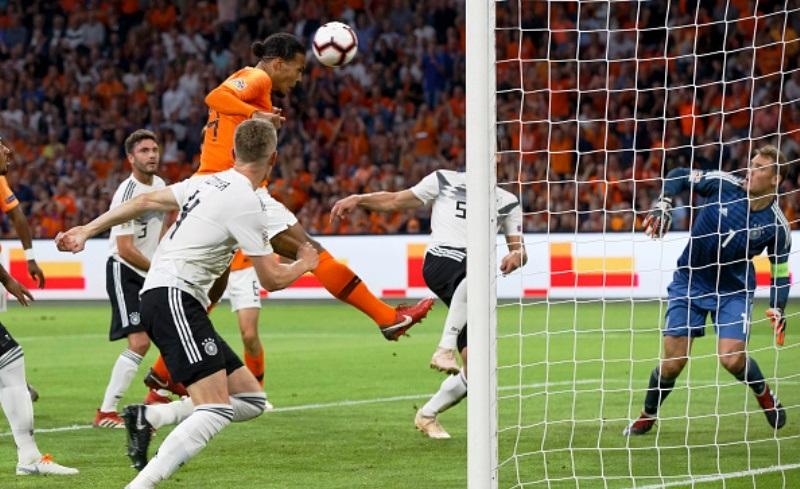 لیگ ملتهای اروپا؛ هلند با سه گل آلمان را تحقیر کرد+نتایج دیگر بازیها