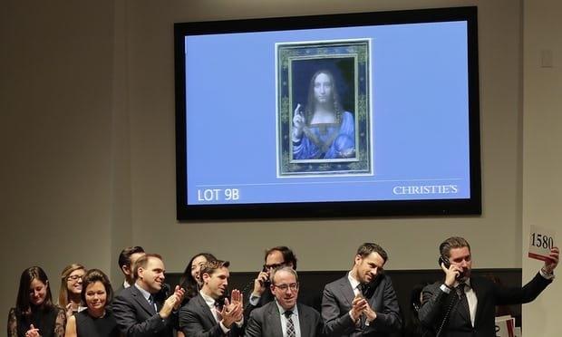 گرانقیمتترین اثر هنری جهان مشخص شد/ عکس