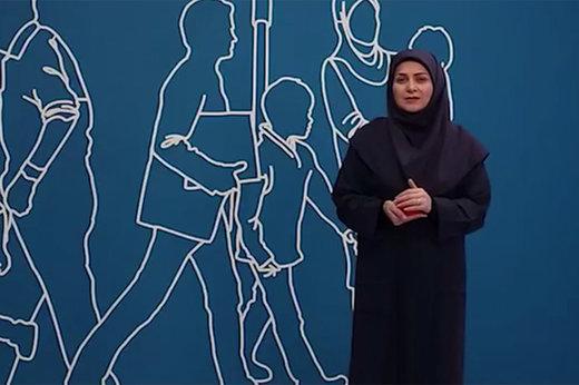 عجیب اما واقعی؛ مجری سرشناس زن قربانی طرفداری از پرسپولیس شد! +عکس