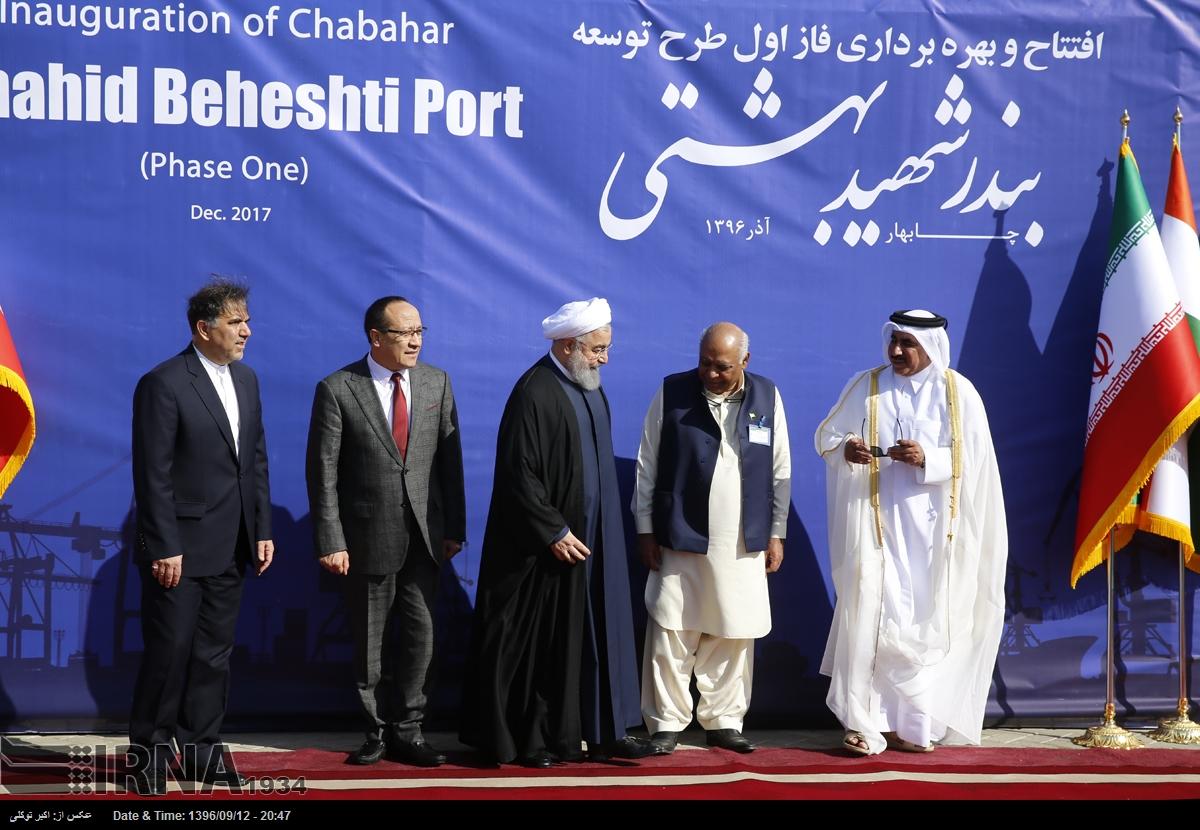 از کمک به افغانستان و هند تا مقابله با چین| چرا آمریکا بندر استراتژیک ایران را از تحریمها معاف کرد؟